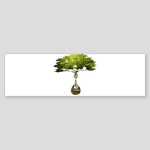 Mandolin Tree Bumper Sticker