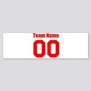 Team Bumper Sticker
