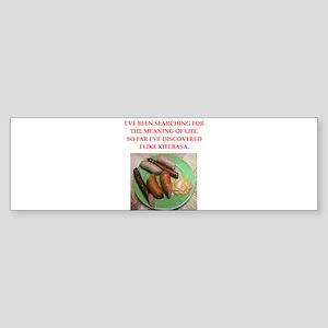 kielbasa Sticker (Bumper)