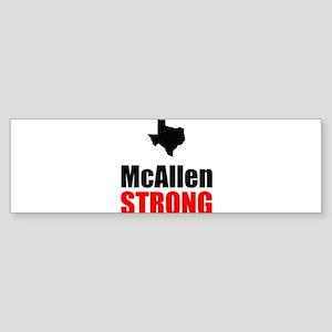 McAllen Strong Bumper Sticker