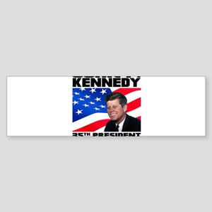 35 Kennedy Sticker (Bumper)
