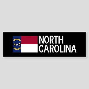 North Carolina: North Carolinian Sticker (Bumper)