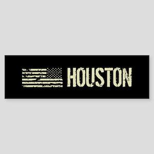 Black Flag: Houston Sticker (Bumper)