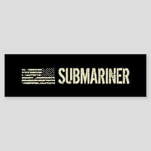 U.S. Navy: Submariner Sticker (Bumper)