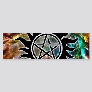 Supernatural Cosmos Bumper Sticker