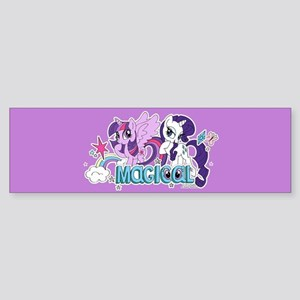 MLP Magical Bumper Sticker