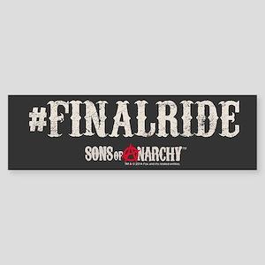 SOA Final Ride Sticker (Bumper)