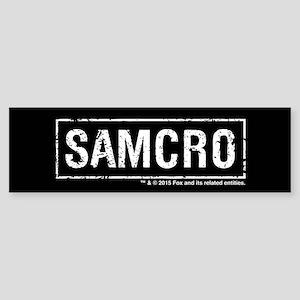 SAMCRO Sticker (Bumper)