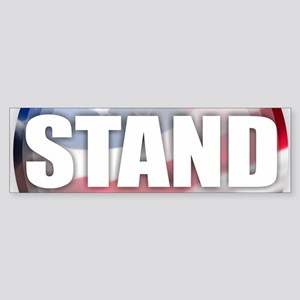 Stand for the Anthem Bumper Sticker