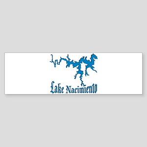 NACI_11_BLUE Bumper Sticker