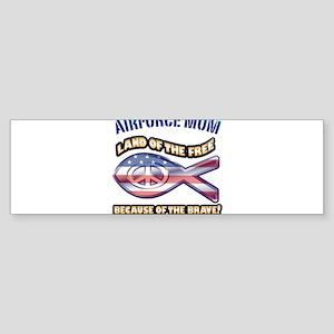Airforce Mom Sticker (Bumper)