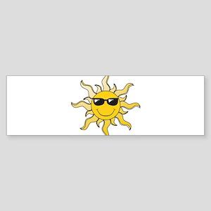 SUN (22) Bumper Sticker