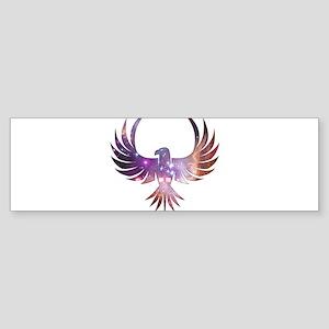 Bird of Prey Bumper Sticker