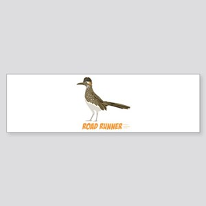 ROAD RUNNER Bumper Sticker