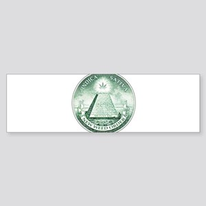 New Weed Order by mouseman Bumper Sticker