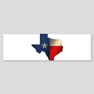 State of Texas Sticker (Bumper)