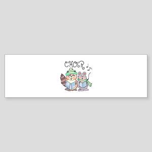 CHOIR Bumper Sticker
