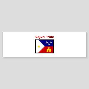 ACADIANA CAJUN PRIDE Bumper Sticker