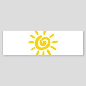 Sunshine Sticker (Bumper)
