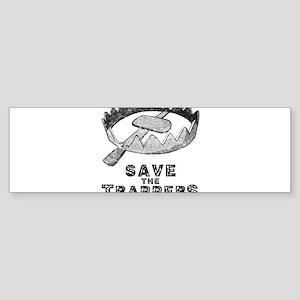 Trappers Sticker (Bumper)