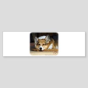 Welsh Corgi Pembroke 9R022-030_2 Sticker (Bumper)