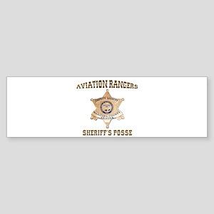 Maricopa County Aviation Rangers Bumper Sticker