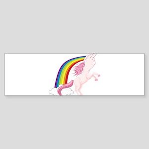 Fuckyounicorn Bumper Sticker