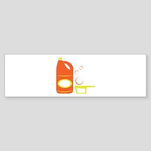 Scrub Em Out Bumper Sticker