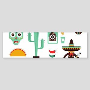 mexican Bumper Sticker