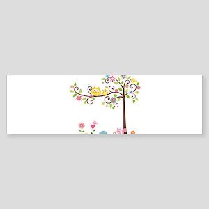 familytree Bumper Sticker