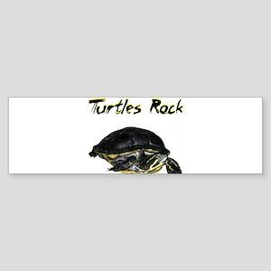 turtles_rock Bumper Sticker