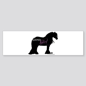 Gypsy Girl 2016 1 Bumper Sticker