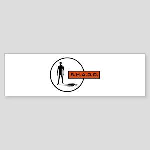 S.H.A.D.O. Sticker (Bumper)