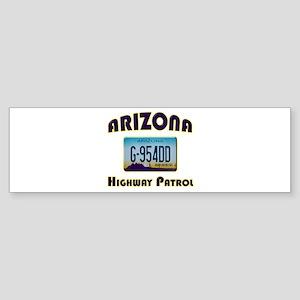 Arizona Highway Patrol Sticker (Bumper)