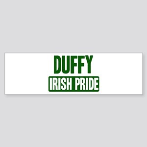 Duffy irish pride Bumper Sticker