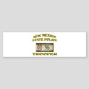 New Mexico State Police Sticker (Bumper)
