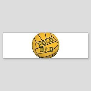 Polo Dad Bumper Sticker