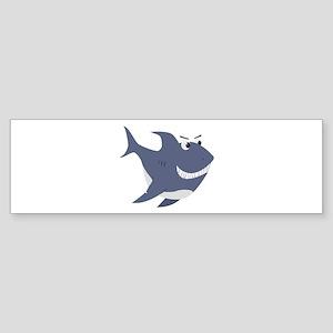 Shark Bumper Sticker