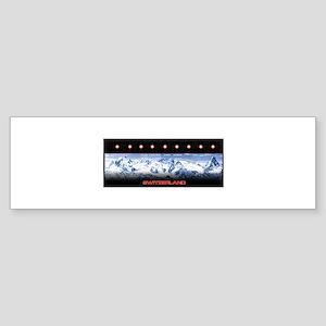 Height Bumper Sticker