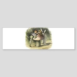 A Fairy Kiss Sticker (Bumper)