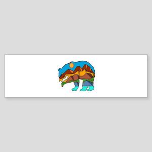 BEAR Bumper Sticker