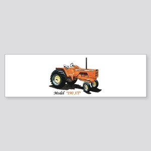 Antique Tractors Bumper Sticker