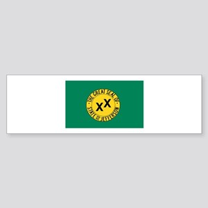 Jefferson State Bumper Sticker