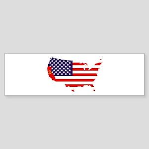 Communist California Sticker (Bumper)