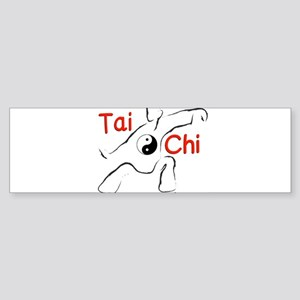 Tai Chi Bumper Sticker