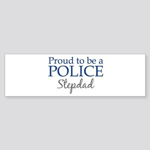 Police: Stepdad Bumper Sticker