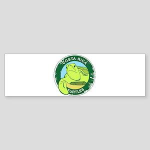 SEA TURTLE RESCUE Bumper Sticker