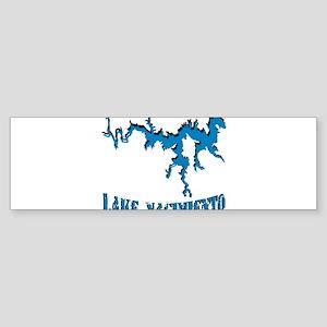 NACI_823_BLUE2 Bumper Sticker