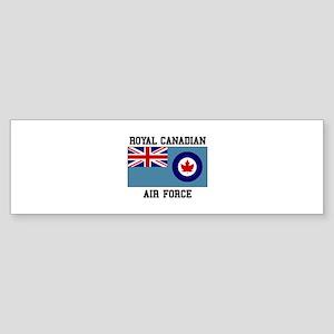 Canadian Air Force Bumper Sticker