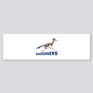 ROADRUNNER MASCOT Bumper Sticker
